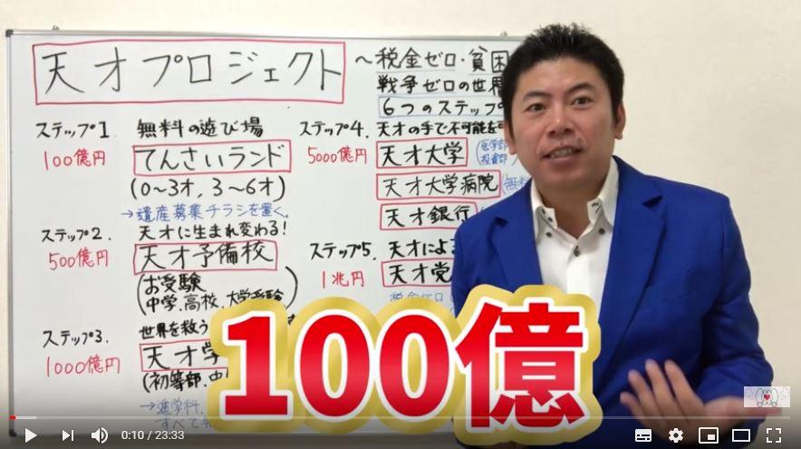 天才プロジェクト 〜税金ゼロ・貧困ゼロ・戦争ゼロの世界を作る6つのステップ