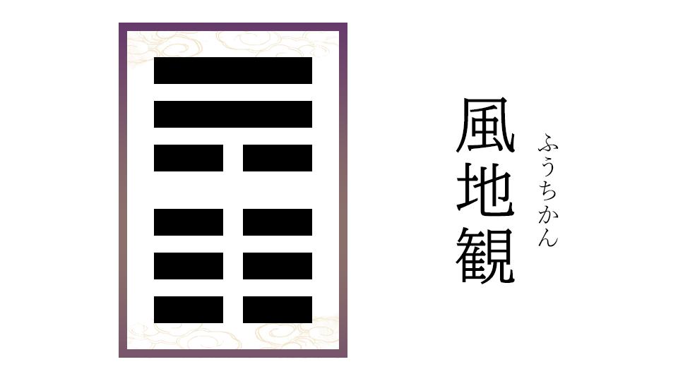 風地観(ふうちかん)