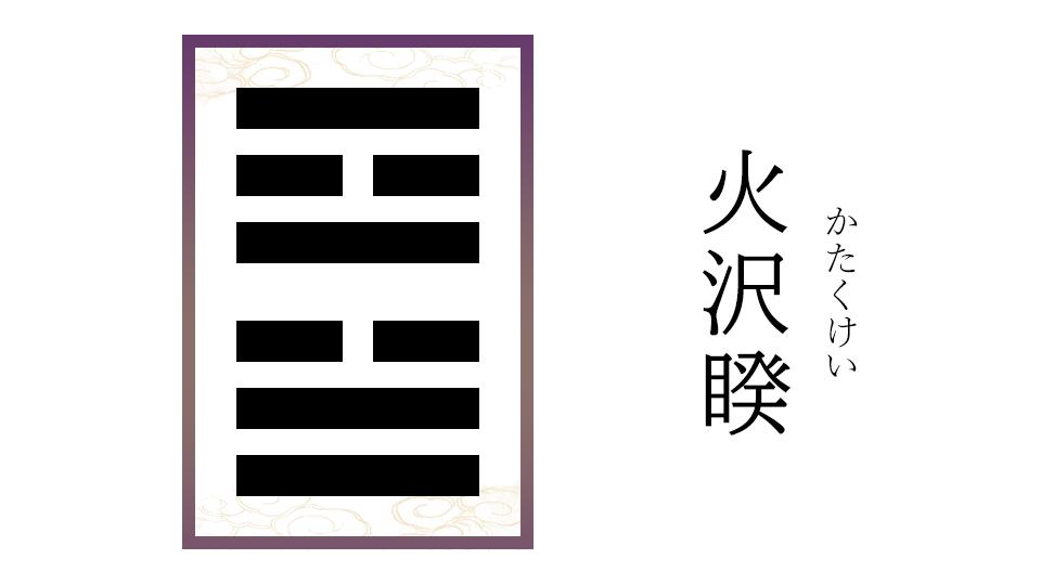 火沢暌(かたくけい)
